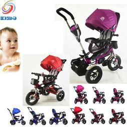 - G4RCE® Premium Quality 4 in 1 Smart Design 3 Wheeler Tri