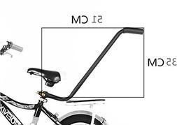 push bike handle for kids bike,children bicycle training han