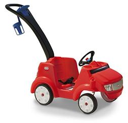Little Tikes Quiet Drive Buggy - Red Ride On