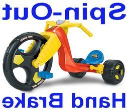 "The Original Big Wheel ""Spin-Out"" Racer 16"" Trike"