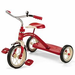 "Radio Flyer 34BX 10"" Red Classic Tricycle Easter Birthday Su"