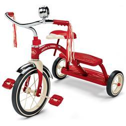 Radio Flyer Cute Bicycle Classic Riding Dual Unisex Deck Tri