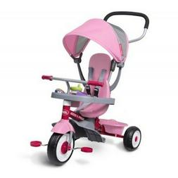 Radio Flyer Tricycle Baby Toddler 2 Year Old Childrens Girls