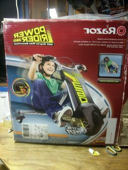 Razor PowerRider 360 Electric Tricycle , Fast Free Shipping