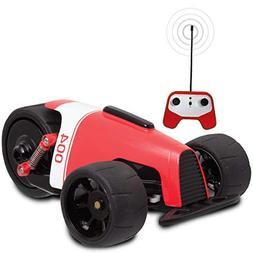 SHARPER IMAGE RC Car RED Phantom Racer Trike, Remote Control