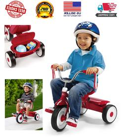 Radio Flyer, Ready to Ride Folding Trike, Fully Assembled, A