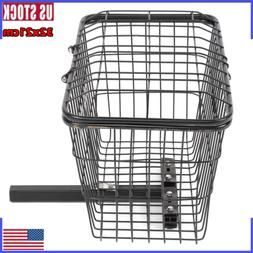 Rear Basket Accessory for Mobility Scooter Sturdy Center-Sup