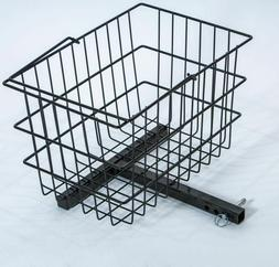Rear Basket Accessory for Pride Mobility Scooter Sturdy Cent