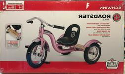 Kids Retro Tricycle Schwinn Roadster Trike Vintage Cruiser T