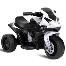 Costzon Kids Ride on Motorcycle, Licensed BMW 6V Battery Pow