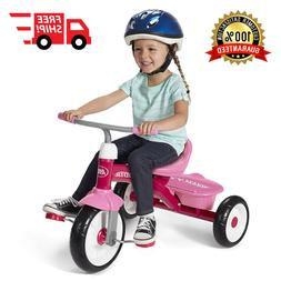 Radio Flyer Rider Trike Ride On, Pink Brand New!
