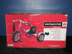 """Schwinn Roadster 12"""" Trike Model S6759 Hot Pink NEW"""