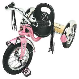 Schwinn Roadster Kid's Tricycle 12-Inch Wheel Pink