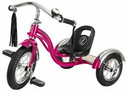 Roadster Kid's Tricycle Steel Trike Frame Adjustable Seat Ri