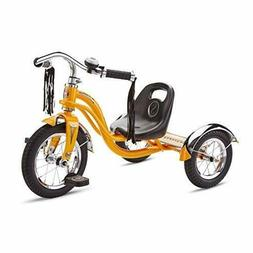 Roadster Kids Tricycle Retro Look Durable Unisex 12 Inch Whe