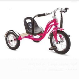 Schwinn Roadster Retro-Style Tricycle, 12-inch front wheel,