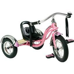 Schwinn Roadster Sports Tricycle Ride-On Kids Toy, Training