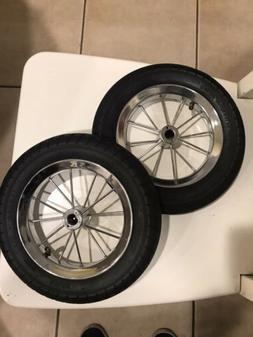 Schwinn Roadster Tricycle Part: REAR WHEEL, TUBE, & TIRE.  S