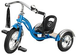 roadster tricycle, hot blue
