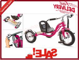 roadster tricycle retro style 12 inch front