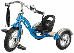 Schwinn Roadster Tricycle with Classic Bicycle Bell and Hand