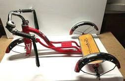 Schwinn Roadster Trike Tricycle RED Frames and Components -