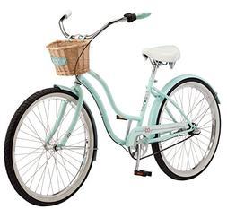 "Schwinn Women's Scarlet 26"" Wheel Cruiser Bicycle, 14""/Small"