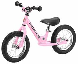 "Schwinn Balance Bike, 12"" Wheels, PINK"