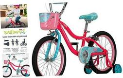 Elm Girls Bike for Toddlers and Kids, 12, 14, 16, 18, 20 inc