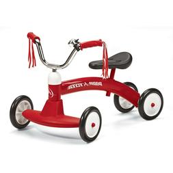 Scoot Ride Toy Toddler Red 1 Outdoor Wheels Bell Child Bike