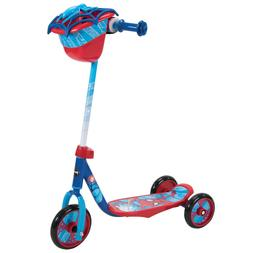 Huffy Scooters for Kids, Spider-Man, Minnie or Princess 3-Wh