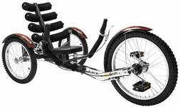 Mobo Shift: The World's First Reversible 3-Wheeled Cruiser,