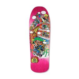 New Deal Skateboard Deck Andy Howell Tricycle Kid Screen Pri