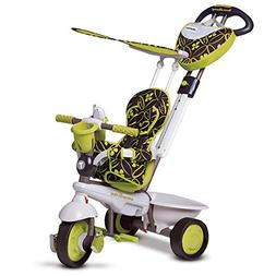 smarTrike 4 in 1 Dream Baby Tricycle for 1 Year Old, Green
