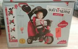Smart Trike smarTrike 4in1 Swing DLX Red Ride On Tricycle St