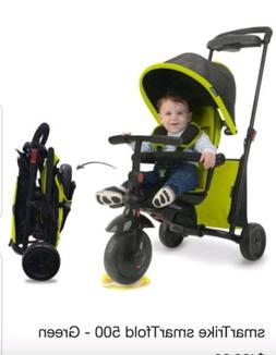 smarTrike Smartfold 500 Folding Baby Tricycle