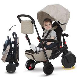 smarTrike Smartfold 700 Folding 8 in 1 Tricycle Baby Smart T