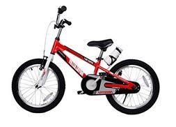 Royalbaby Space No. 1 Aluminum Kid's Bike, 16 inch Wheels, R