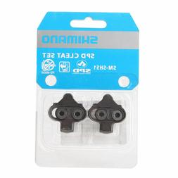 Shimano SPD SM-SH51 Pedals Cleat Set for MTB Mountain Bike B