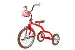 Italtrike 16 inch Spoke Tricycle - Champion Red