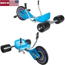 Sport Drift Trike Bike Kids Balance Caster Tricycle Ride-On