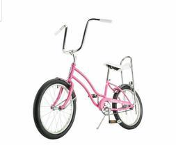 Schwinn Stingray Sting Ray girls  Lady Bicycle banana seat 2