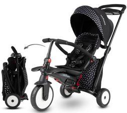 SmarTrike STR5 Kids 7 in 1 Compact Folding Stroller Trike Bl