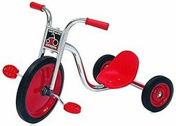 Super Tricycle in Red - Set of 2