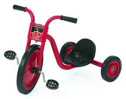 Solid Rubber Tires Super Trike Cycle