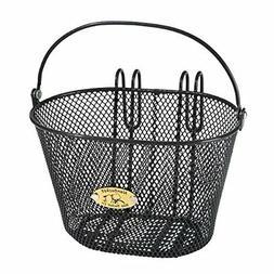 Nantucket Bike Basket Co Kid's Surfside Mesh Wire Basket, Ch