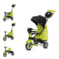 smarTrike Swing DLX Baby Tricycle, Green