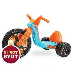 The Original Big Wheel Spin Out Low-Riding Tricycle Racer, B