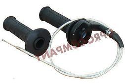Throttle Cable Twist Grip Set Fits: XR/CRF50 70 50-125cc dir