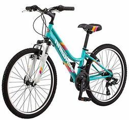 "Schwinn Girls High Timber Mountain Bicycle, 13""/One Size, Te"